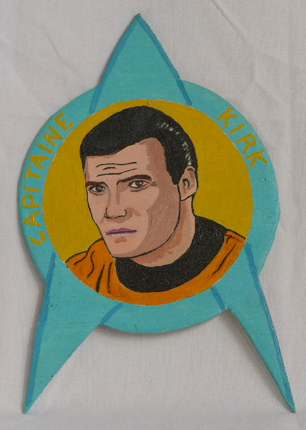 Laurent Jacquy. Star Trek. french outsider